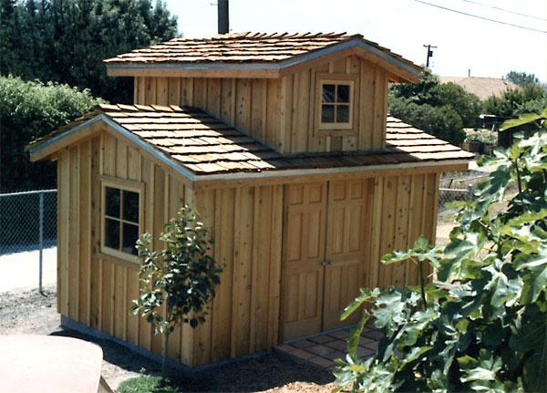 Tiny House – ADU – Garden Shed - Santa Barbara, Ventura, Oxnard